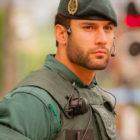 Él es el sexy policía español puso arder las redes