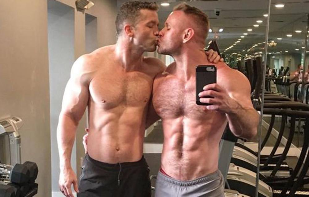 Denuncian que si un hombre va al gimnasio entonces es gay