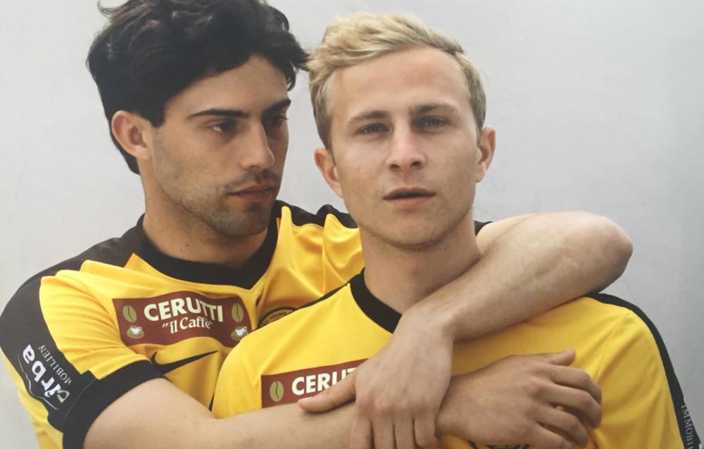 Mario Una historia de amor entre dos futbolistas