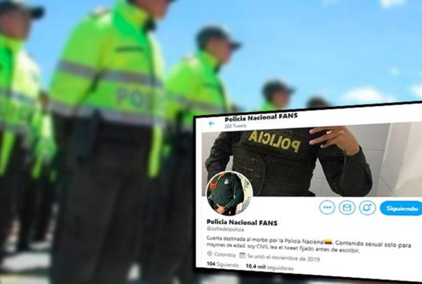 Polémica por página gay-sexual de la Policía en Colombia