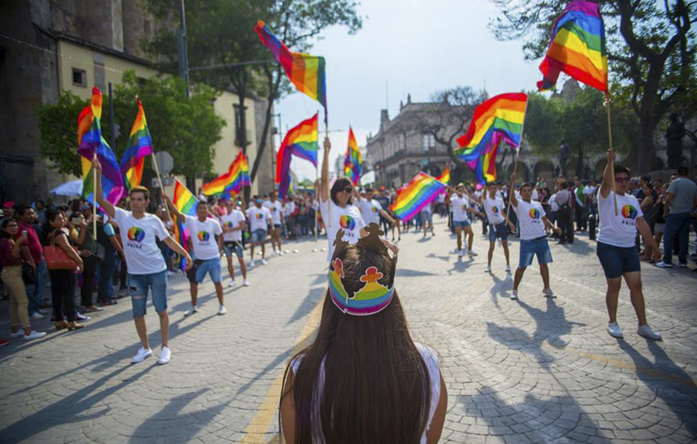 Una de las marchas del Orgullo en México se vivirá de forma virtual